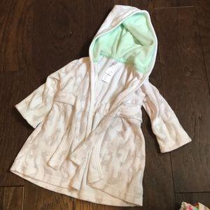Carter 0-9m terry cloth robe